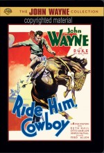 Ride Him, Cowboy (1932) afişi