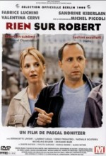 Rien Sur Robert (1999) afişi