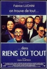 Riens Du Tout (1992) afişi