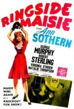 Ringside Maisie (1941) afişi