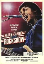 Rockshow (1980) afişi
