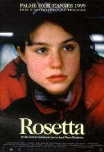Rosetta (1999) afişi