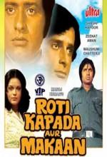 Roti Kapada Aur Makaan (1974) afişi