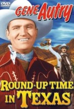 Round-up Time In Texas (1937) afişi