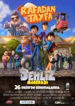Rafadan Tayfa: Dehliz Macerası (2018) afişi