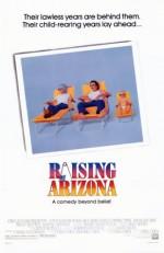 Raising Arizona (1987) afişi