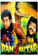 Ram Avtar (1988) afişi