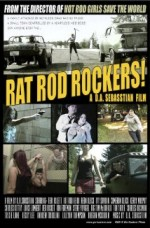 Rat Rod Rockers! (2010) afişi