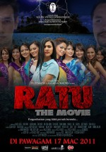 Ratu: The Movie (2011) afişi