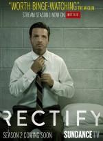 Rectify Season 2 (2014) afişi