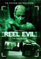 Reel Evil (2012) afişi
