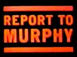 Report to Murphy (1982) afişi