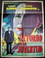 Retorno a la juventud (1954) afişi