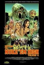 Return to Nuke 'Em High Volume 2 (2016) afişi