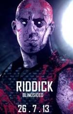 Riddick: Gafil (2013) afişi