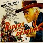 Riders Of The Deadline(') (1943) afişi
