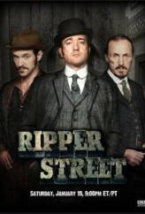 Ripper Street (2013) afişi