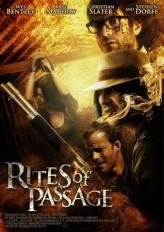Rites Of Passage (ı) (2011) afişi