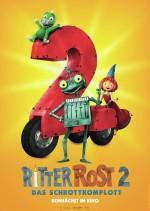 Ritter Rost - Das Schrottkomplott (2017) afişi