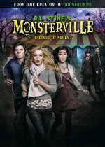 R.L. Stine's Monsterville: The Cabinet of Souls (2015) afişi