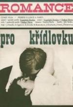 Romance pro křídlovku (1967) afişi