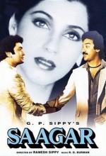 Saagar (1985) afişi