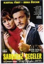 Sabahsız Geceler (1968) afişi