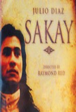 Sakay (1993) afişi