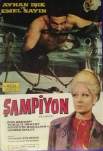Şampiyon (III) (1970) afişi