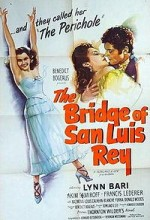 The Bridge of San Luis Rey (1944) afişi