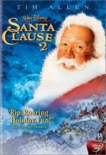 Santa Clause 2 (2002) afişi