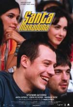 Santa Maradona (2001) afişi