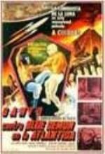 Santo Contra Blue Demon En La Atlántida (1969) afişi