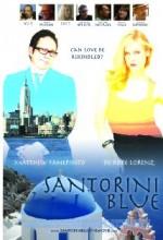Santorini Blue (2013) afişi