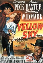 Sarı Gökyüzü (1948) afişi