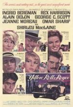 Sarı Otomobil (1964) afişi