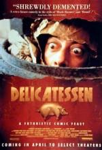 Şarküteri (1991) afişi