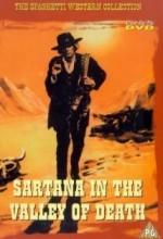 Sartana In The Valley Of Death (1970) afişi