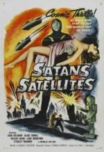 Satan's Satellites (1958) afişi