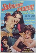 Satmışım Anasını (1985) afişi