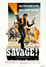 Savage! (1973) afişi