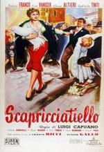 Scapricciatiello (1955) afişi