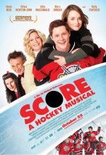 Score: A Hockey Musical (2010) afişi