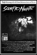 Scorpio Nights (1985) afişi