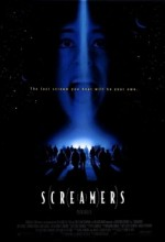 Screamers (1995) afişi