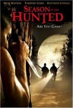 Season Of The Hunted (2003) afişi