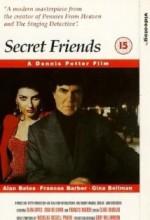 Secret Friends (1991) afişi