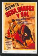 Seda, Sangre Y Sol (1942) afişi