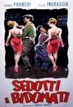 Sedotti E Bidonati (1964) afişi