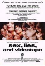 Seks Yalanları (1989) afişi